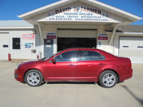 2011 Ford Fusion  - David A. Farmer, Inc.