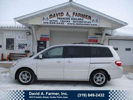 2007 Honda Odyssey Touring**2 Owner/Leather/Sunroof/DVD** for Sale  - 4884  - David A. Farmer, Inc.