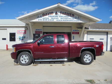 2008 Chevrolet Silverado 1500 LTZ XCab 4X4 Z71**2 Owner/Loaded** for Sale  - 4541  - David A. Farmer, Inc.