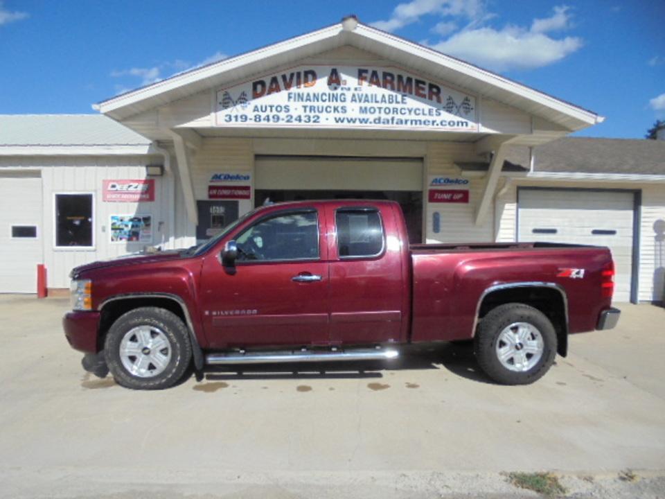 2008 Chevrolet Silverado 1500 LTZ XCab 4X4 Z71**2 Owner/Loaded**  - 4541  - David A. Farmer, Inc.