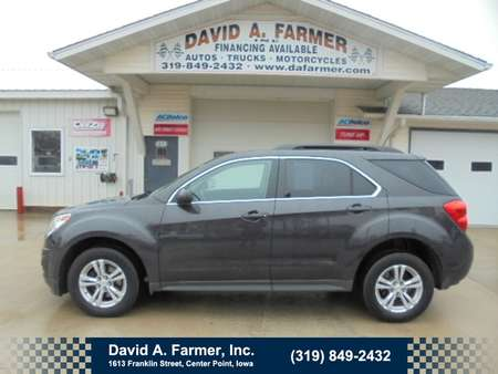 2013 Chevrolet Equinox 1LT AWD**Low Miles/Nice** for Sale  - 4669  - David A. Farmer, Inc.