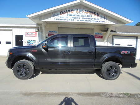 2014 Ford F-150 Super Crew 4X4 FX4 **Leather/Sunroof/NAV** for Sale  - 4527  - David A. Farmer, Inc.