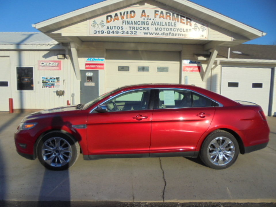 2010 Ford Taurus Limited*1 Owner/Heated&Cooled Seats/New Tires*  - 4650  - David A. Farmer, Inc.