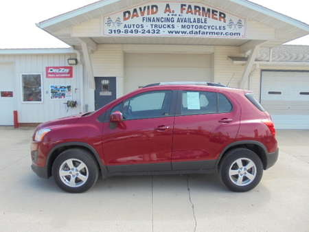2015 Chevrolet Trax LS AWD**1 Owner/Low Miles** for Sale  - 4445  - David A. Farmer, Inc.