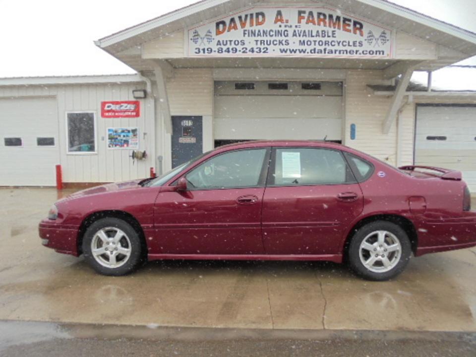 2005 Chevrolet Impala LS 4 Door**Heated Leather/New Tires**