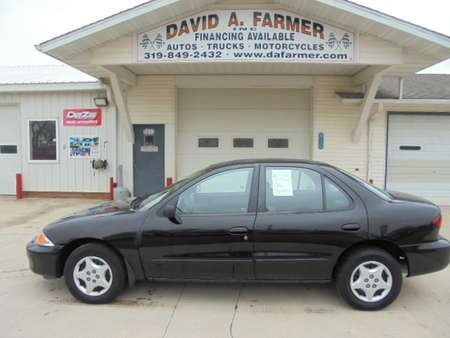 2000 Chevrolet Cavalier 4 Door**Low Miles** for Sale  - 4458  - David A. Farmer, Inc.