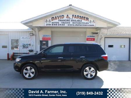 2010 Toyota Highlander Limited 4X4*Heated Leather/Sunroof/DVD/Navigation* for Sale  - 4908  - David A. Farmer, Inc.