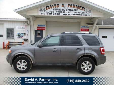 2012 Ford Escape Limited 4X4**1 Owner/Low Miles/Heated Leather** for Sale  - 4901  - David A. Farmer, Inc.