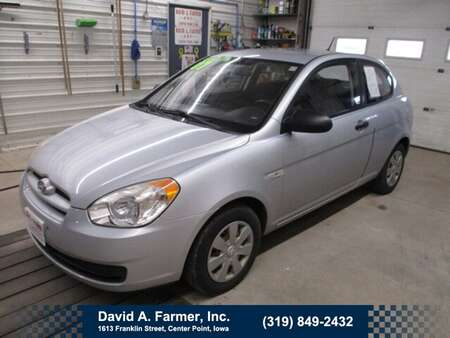 2007 Hyundai Accent GS 2 Door Hatchback**2 Owner/Low Miles/75K** for Sale  - 4209-1  - David A. Farmer, Inc.