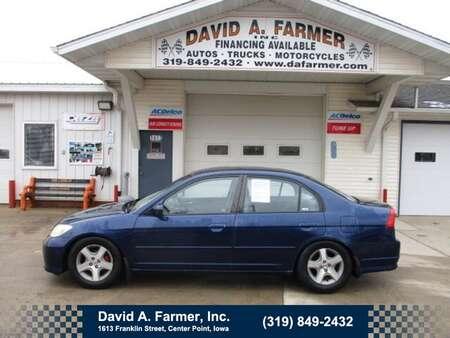 2004 Honda Civic EX 4 Door**Local Trade/2 Owner** for Sale  - 4896-1  - David A. Farmer, Inc.