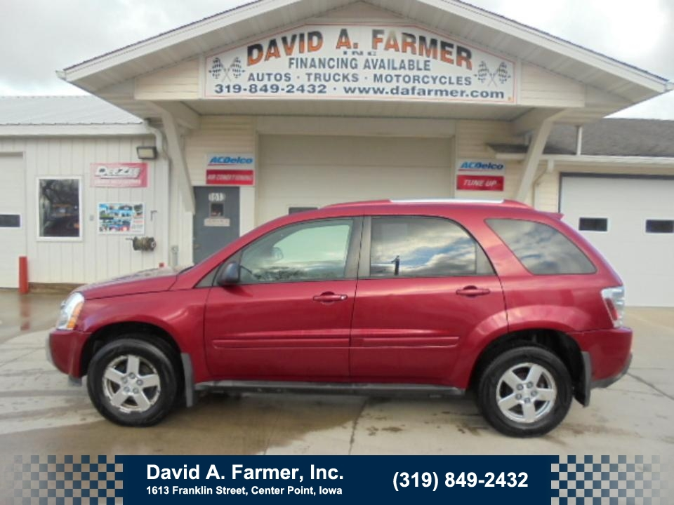 2005 Chevrolet Equinox LT AWD**Leather/Low Miles/2 Owner**  - 4570-1  - David A. Farmer, Inc.