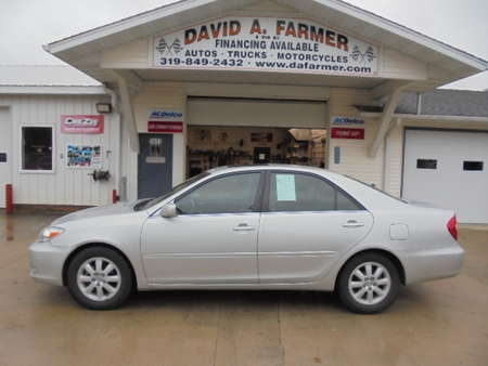 2003 Toyota Camry XLE 4 Door**1 Owner/Heated Leather/Sunroof** for Sale  - 4566  - David A. Farmer, Inc.