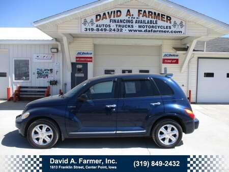 2004 Chrysler PT Cruiser Limited Edition* Low Miles/Heated Leather/Sunroof* for Sale  - 4867-1  - David A. Farmer, Inc.