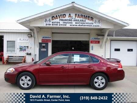 2010 Chevrolet Impala LT 4 Door**2 Owner/Low Miles/89K** for Sale  - 5066  - David A. Farmer, Inc.