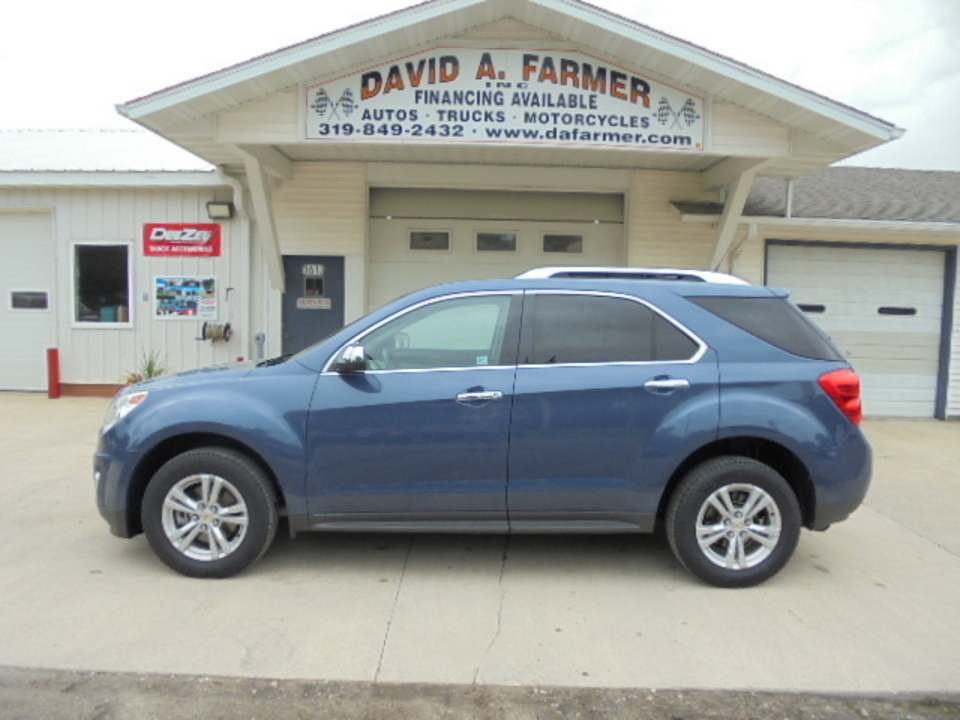 2011 Chevrolet Equinox  - David A. Farmer, Inc.