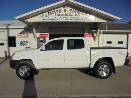 2008 Toyota Tacoma Double Cab SR5 4X4 TRD Sport for Sale  - 4577  - David A. Farmer, Inc.