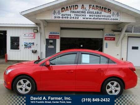 2014 Chevrolet Cruze LT 4 Door for Sale  - 4707  - David A. Farmer, Inc.