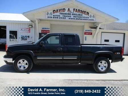 2007 Chevrolet Silverado 1500 LT XCab Z71 4X4 for Sale  - 4685  - David A. Farmer, Inc.
