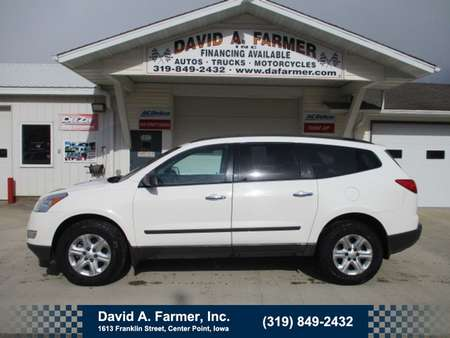 2011 Chevrolet Traverse LS AWD**1 Owner/New Tires** for Sale  - 4670-1  - David A. Farmer, Inc.