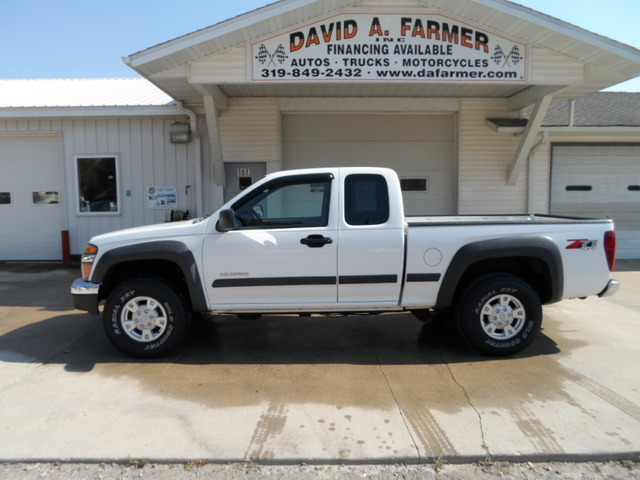 2004 Chevrolet Colorado Ls Extended Cab Z71 4x4 With 4 Doorsnew
