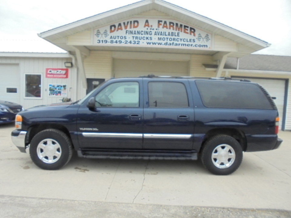 2005 GMC Yukon XL  - David A. Farmer, Inc.
