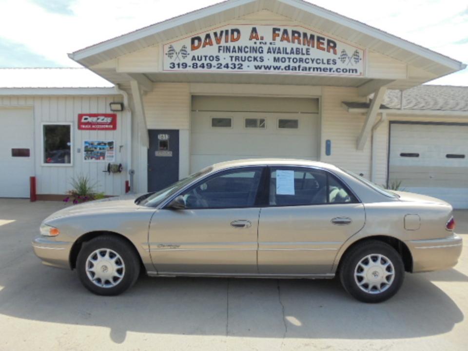 2000 Buick Century  - David A. Farmer, Inc.