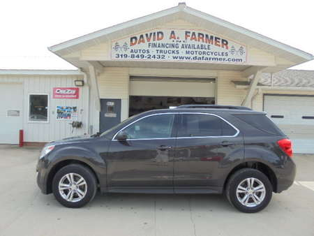 2014 Chevrolet Equinox 2LT AWD**2 Owner/Leather/Sunroof/BackUP Camera** for Sale  - 4498  - David A. Farmer, Inc.
