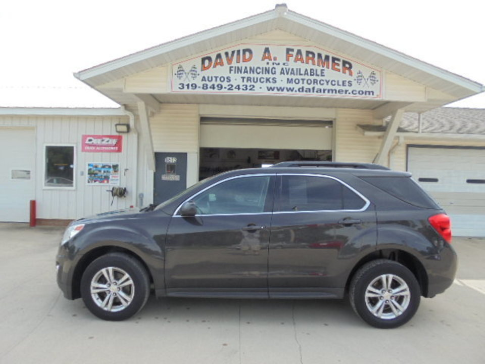2014 Chevrolet Equinox  - David A. Farmer, Inc.
