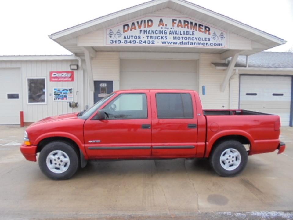 2004 Chevrolet S10  - David A. Farmer, Inc.