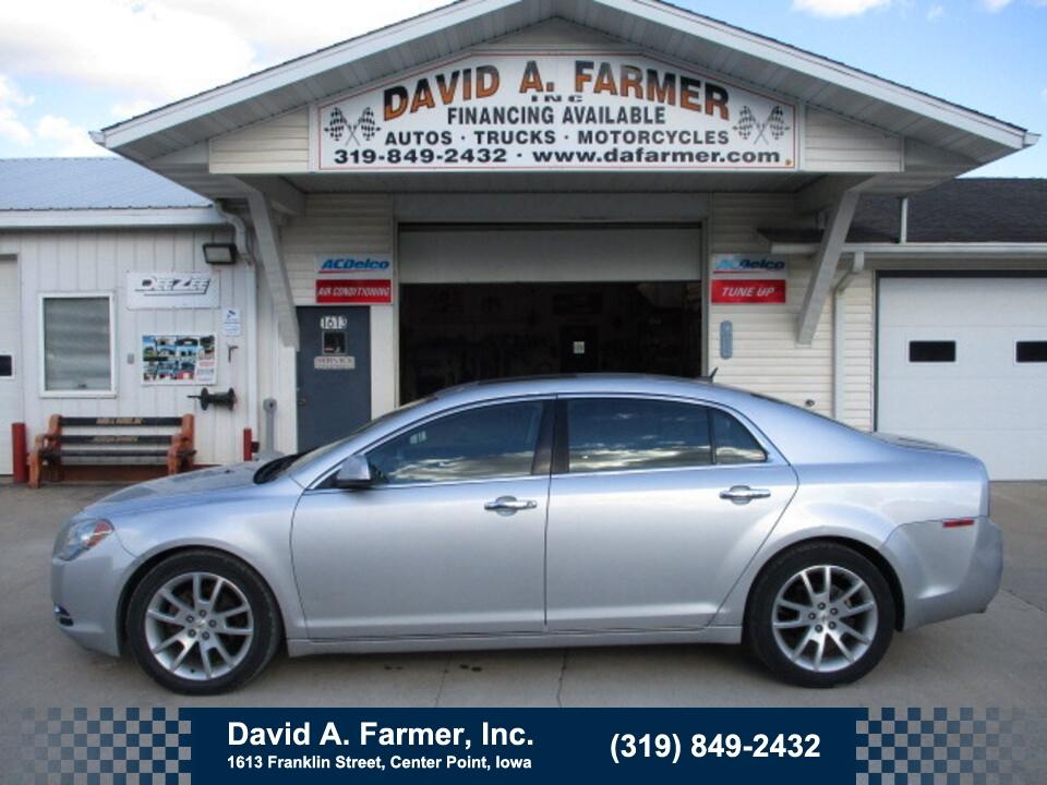 2010 Chevrolet Malibu LTZ 4 Door**Local Trade/2 Owner/Loaded**  - 5045-1  - David A. Farmer, Inc.