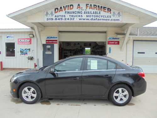 2011 Chevrolet Cruze  - David A. Farmer, Inc.