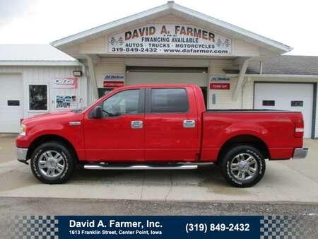 2008 Ford F-150 Super Crew XLT  4X4 for Sale  - 4711  - David A. Farmer, Inc.