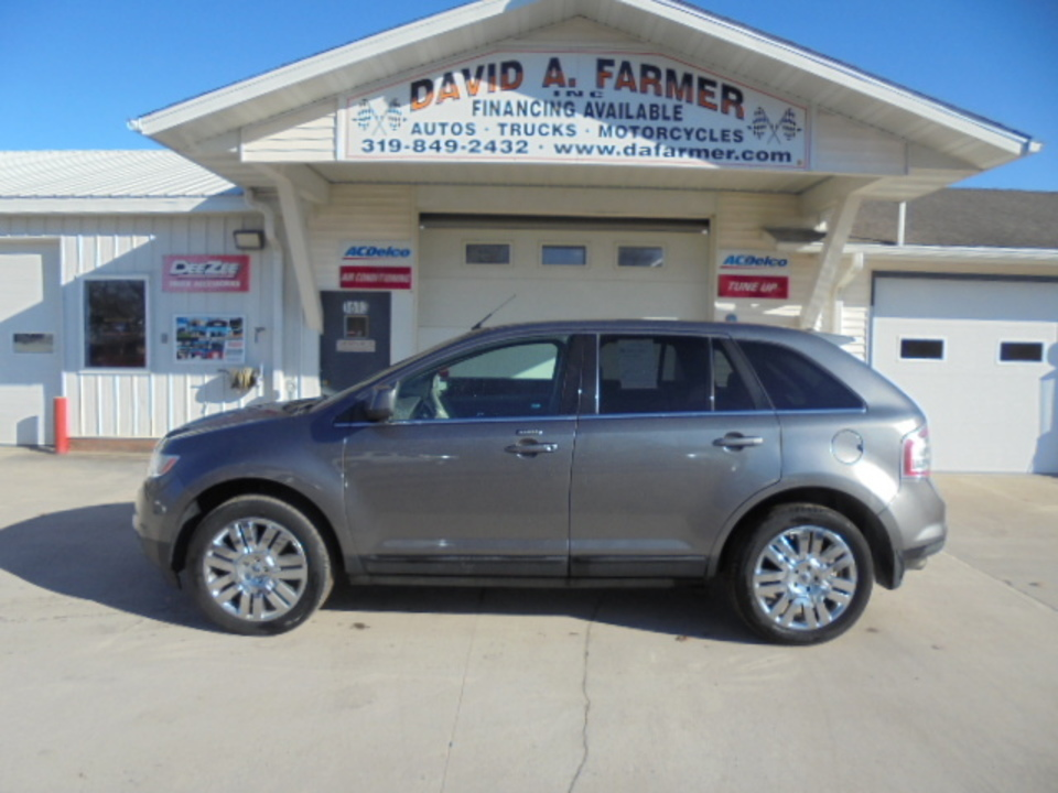 2010 Ford Edge Limited AWD**Heated Leather/Sunroof**  - 4599  - David A. Farmer, Inc.