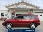 2004 Toyota Highlander  - David A. Farmer, Inc.