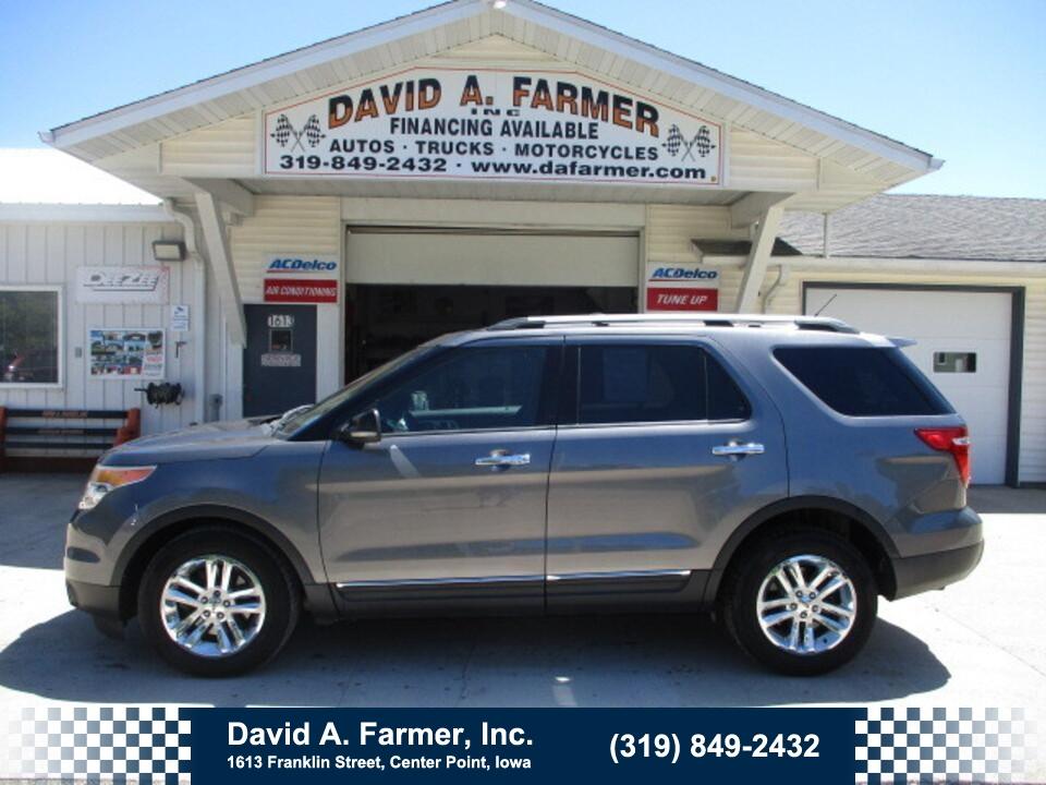 2011 Ford Explorer XLT FWD**Heated Leather/Remote Start**  - 4948-1  - David A. Farmer, Inc.