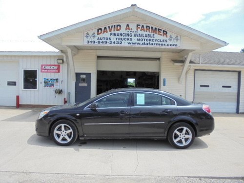 2008 Saturn Aura  - David A. Farmer, Inc.