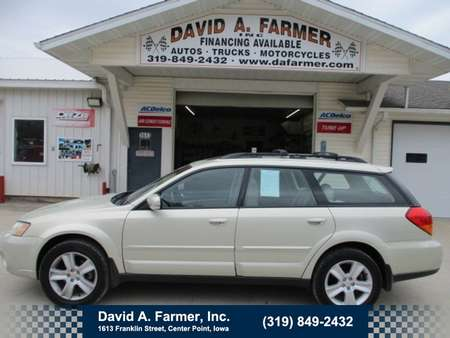 2006 Subaru Legacy Wagon 5 Door Outback XT Limited AWD**Low Miles** for Sale  - 4697  - David A. Farmer, Inc.