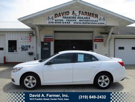 2015 Chevrolet Malibu LS 4 Door**Low Miles** for Sale  - 4720-1  - David A. Farmer, Inc.