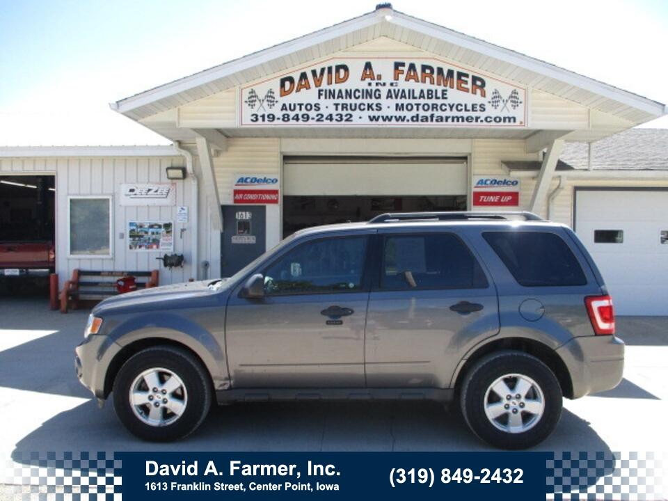 2011 Ford Escape  - David A. Farmer, Inc.