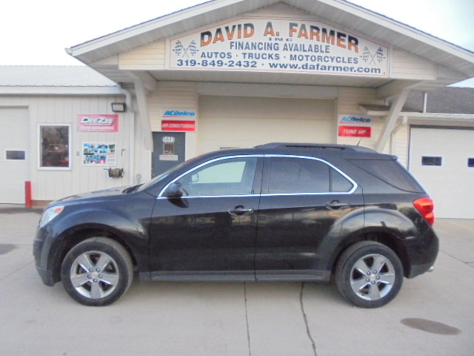 2012 Chevrolet Equinox  - David A. Farmer, Inc.