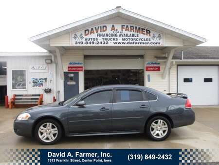 2011 Chevrolet Impala LT 4 Door**Heated Leather/Sunroof/Remote Start** for Sale  - 4960  - David A. Farmer, Inc.