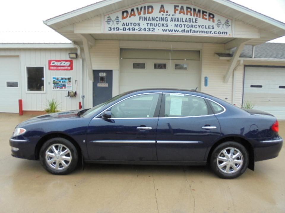 2008 Buick LaCrosse  - David A. Farmer, Inc.