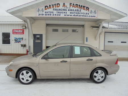 2005 Ford Focus ZX4 SES 4 Door**Low Miles** for Sale  - 4395-1  - David A. Farmer, Inc.