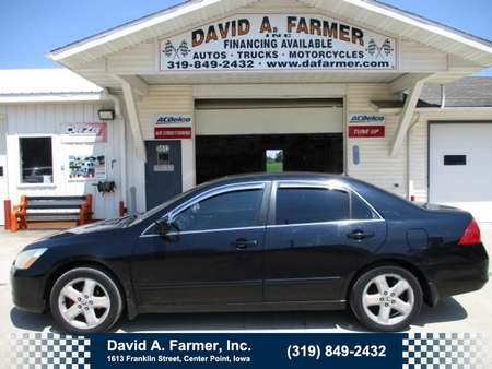 2007 Honda Accord EX 4 Door**Low Miles/Leather/Sunroof** for Sale  - 4702  - David A. Farmer, Inc.