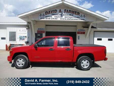 2005 Chevrolet Colorado LS Crew Cab Z85 4X4 for Sale  - 4979  - David A. Farmer, Inc.