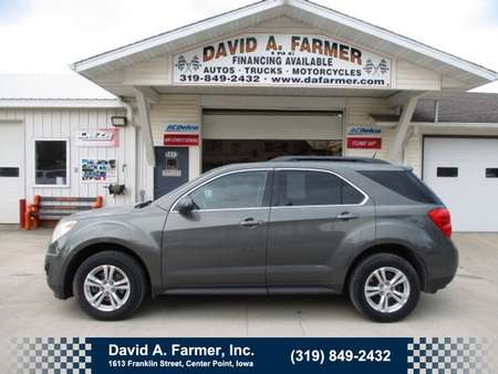 2012 Chevrolet Equinox LT FWD**New Tires/Brakes** for Sale  - 4734-1  - David A. Farmer, Inc.
