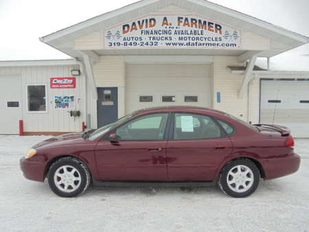 2006 Ford Taurus SEL 4 Door**Low Miles** for Sale  - 4412  - David A. Farmer, Inc.