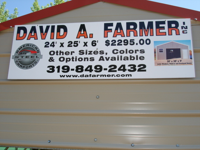 2021 Other Other  - David A. Farmer, Inc.