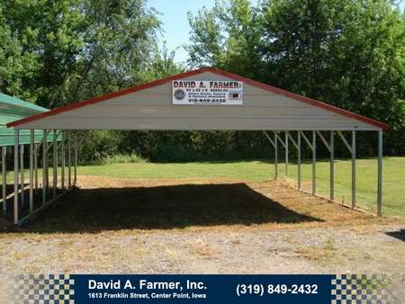 2018 Other Other American Steel Carports & Steel Buildings All Size for Sale  - American Steel Buildings  - David A. Farmer, Inc.