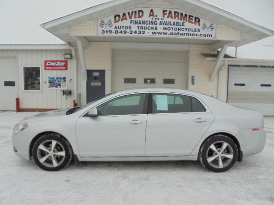 2011 Chevrolet Malibu  - David A. Farmer, Inc.